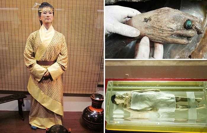 2100-летняя мумия Леди Дай: тайна древнего саркофага